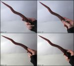 Ways of Holding the Horse Wand by Maylar