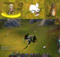 Evil Critters in WoW by gsppcrocks10