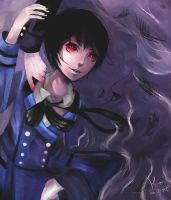 demon ciel phantomhive by kittysophie