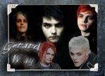 My Creation for Gerard Way of MCR by Gothic-Rebel