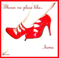 there's no place like home by LadyAcceber