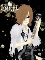the GazettE-Uruha ver.2 by rinko