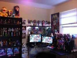 My Office 2-18-12 by Chibi-Warmonger