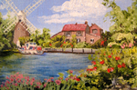 Holland mill by methosw