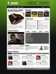 Pawned Wordpress Theme by izuddinhelmi