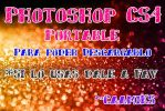 Photoshop CS4 Portable. by CaamiKS
