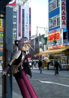 Lost in Akiba by Gaaramunky