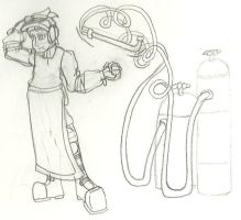 CotN Rewrite - Adrian Golay - Sketch by GreyScale9
