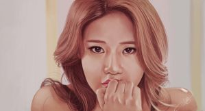 Hyejeong by ExiaLohengrin