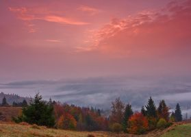Autumn Sunrise 2 by lica20