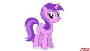 My Little Pony: Amethyst Star by EugeneBrony