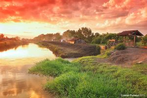 Kanal other side by ImamPurbaya