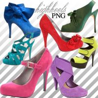 high heels PNG. by ohperfectswift