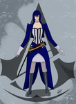 Assassin Elizabeth by BlueSpiritFire1