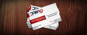 Drago Logistics Business Card by Homogeneous
