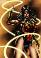Wonder Woman1 by Control-X