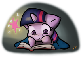 Lil' Twilight by Zutcha