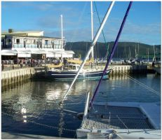 Knysna Waterfront 1 by Ansie-Ans