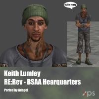 Keith Lumley RE:Rev BSAA Headquarters by Adngel