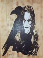 The Crow by legetech