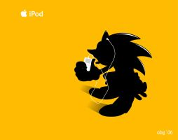 iPod Sonic by TavoGDL