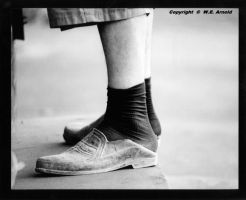 Grandpa's Slippers by WEArnold