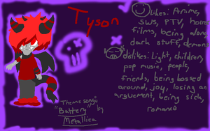 Tyson Ref by Caution-Koneko