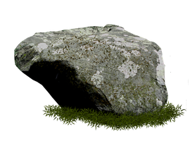 Boulder PNG.. by Alz-Stock-and-Art