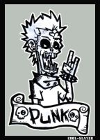 Punk's Not Dead by cool-slayer
