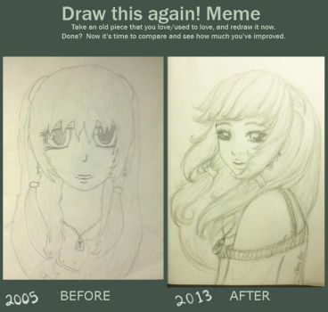 Before and After Meme by Ailin34