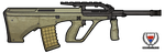 Steyr AUG A2 by CzechBiohazard