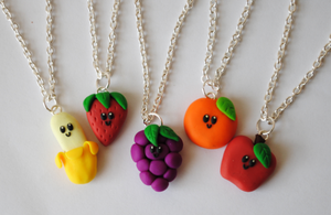 Fruit Melody by ClayRunway