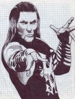 Jeff Hardy by RamboVerde