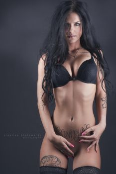 black by creativephotoworks