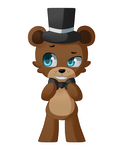 Mr. Fazbear by Weebleamy