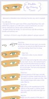 MissEde's Eye-Colouring Tutorial by MissEde
