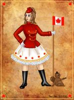 Canadian Lolita by Kittensoft
