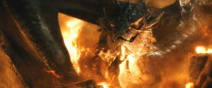 The Hobbit-Smaug 10 by Jd1680a