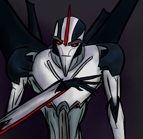 Starscream Again by HarleyQuinn22