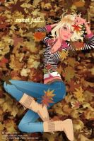 sweet fall by morilovepink