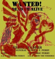 Wanted By the Shadows! Rebel Resistance Symbol by ColorGuardSweetHeart