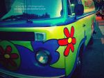 Scooby-Doo, Where Are You? by oO-Rein-Oo