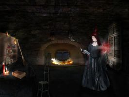 Inside a Witches Home by ImaginaryCloud