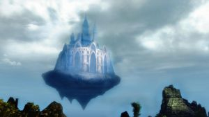 Guild Wars 2 - Castle in the Sky by HappyKnight
