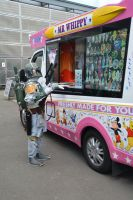 Boba Fett wants an Ice Cream by masimage