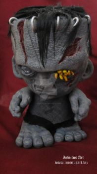 FrankenMunny by Invictus-Art