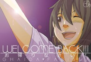 JKT48 WELCOME BACK GHAIDA! by controllingtime