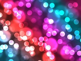 Glitter Bokeh by contractcat