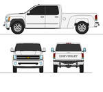 2014 Chevy Silverado 4500 HD by airsoftfarmer