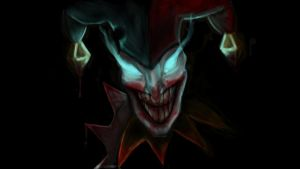 bloody Shaco by BrunoSomensi